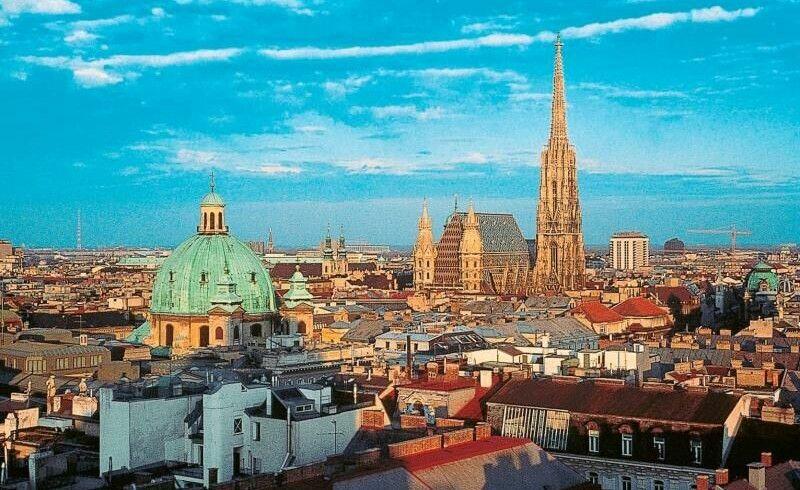 Flugreisen Wien
